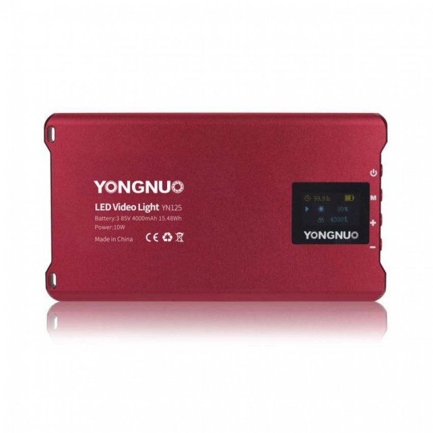YN125 LEDビデオライト