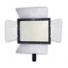 YN600L 単色/二色 LEDビデオライト