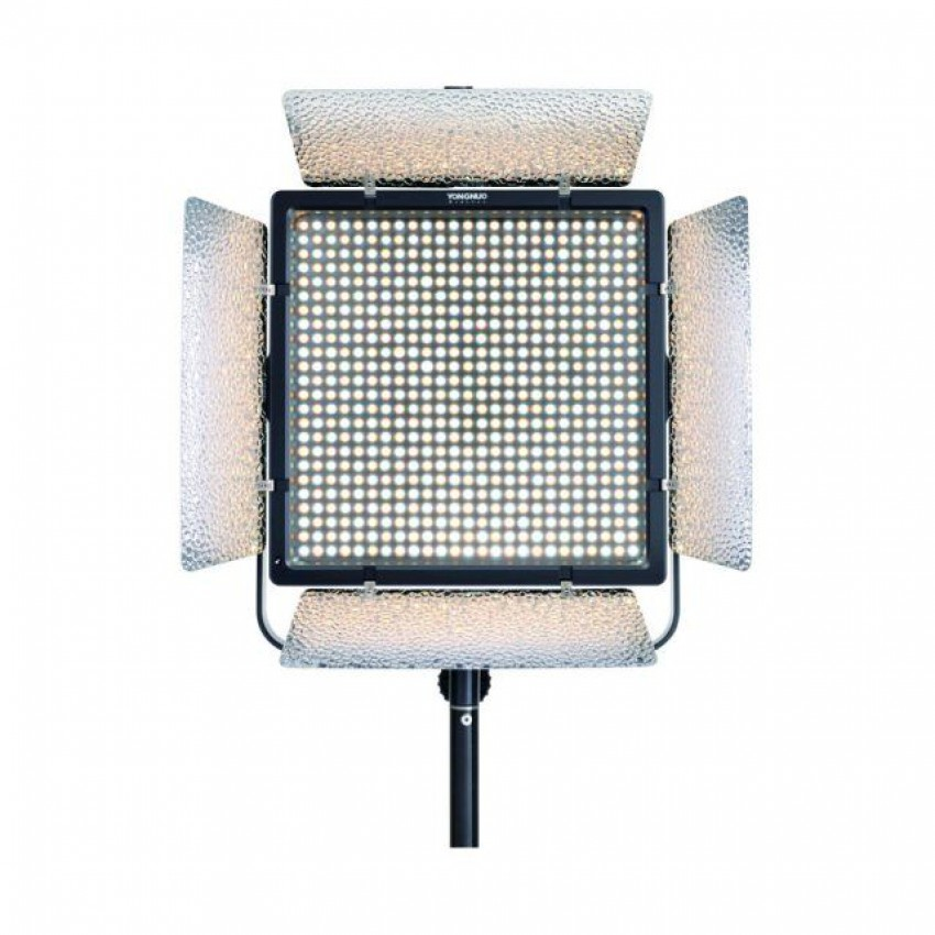 YONGNUO YN900II 単色/二色 LEDビデオライト 定常光ライト