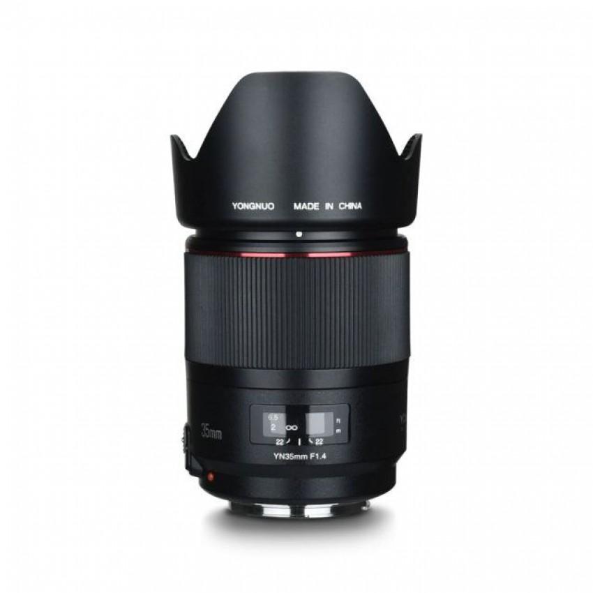 YN35mm F1.4 単焦点レンズ キャノン EFマウント
