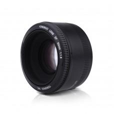 YN50mm F1.8 単焦点レンズ キャノン EFマウント