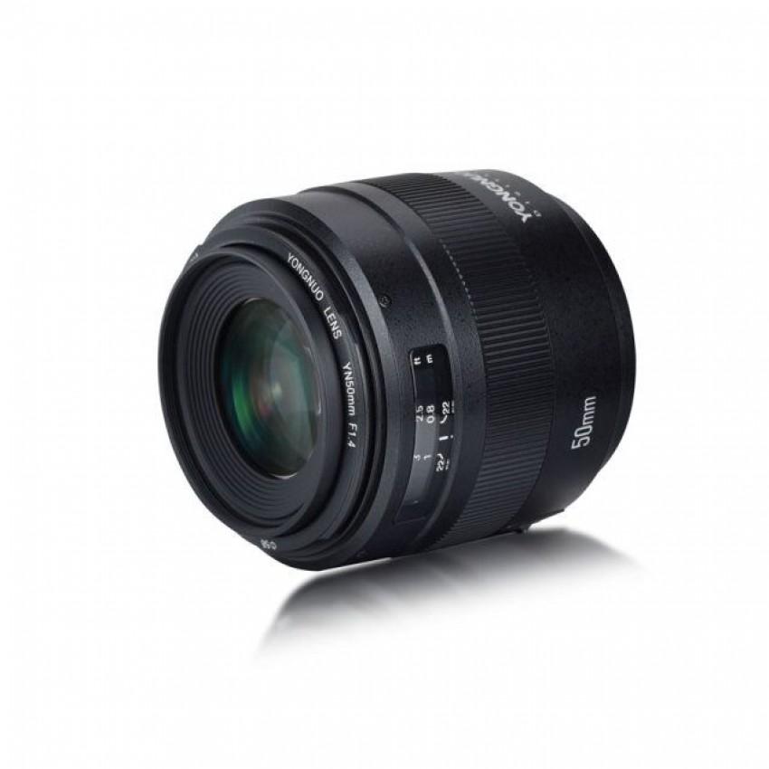 YN50mm F1.4 単焦点レンズ キャノン EFマウント