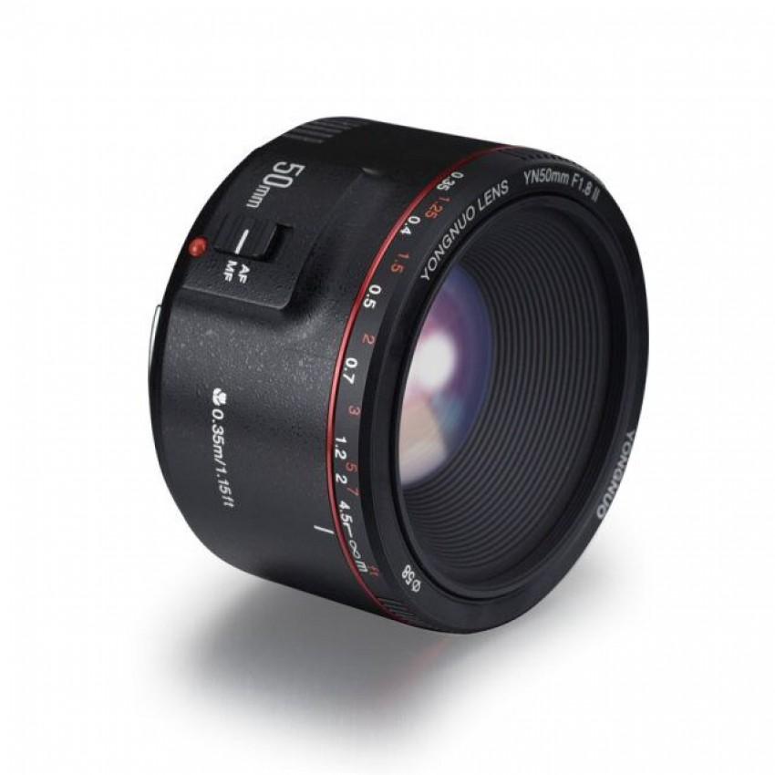 YN50mm F1.8II EF 単焦点レンズ キャノン EFマウント