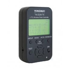 YN622-TX C/N ワイヤレスTTLフラッシュコントローラ