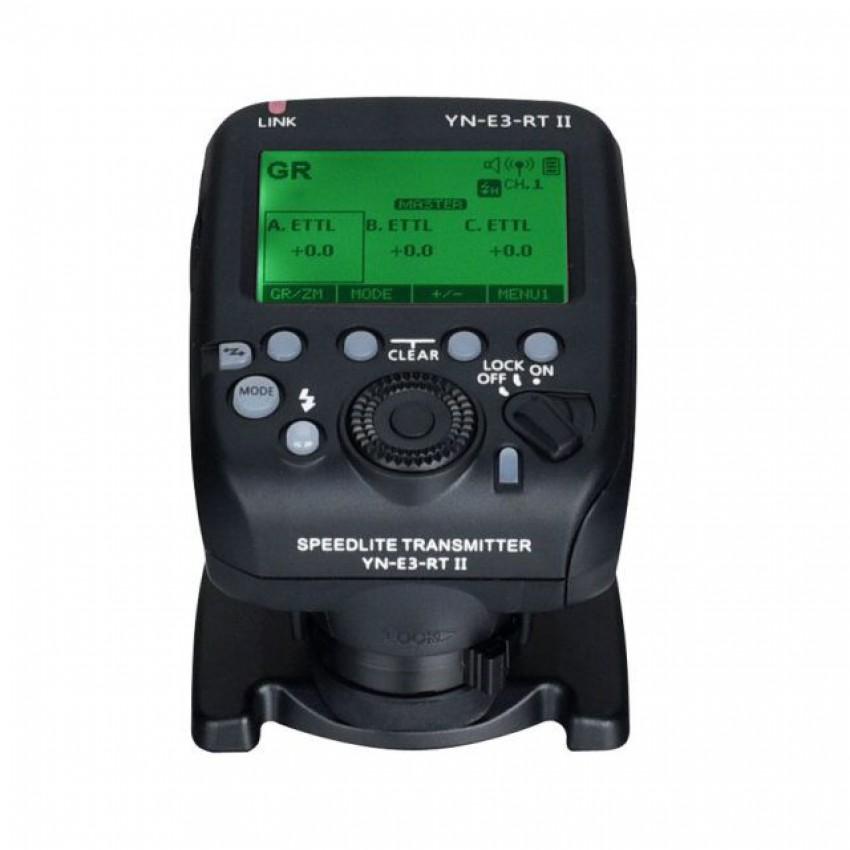 YN-E3-RT II スピードライト トランスミッターfor Canon Cameras